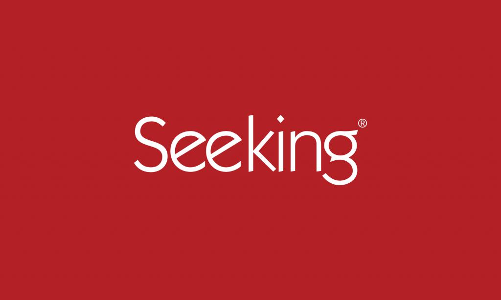 Seeking Logo